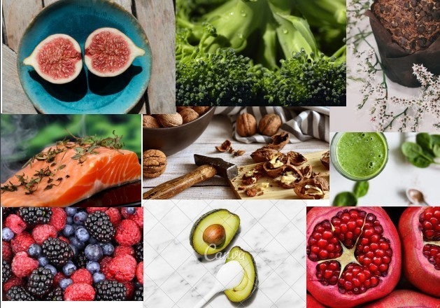 10 super foods for anti aging get glowing