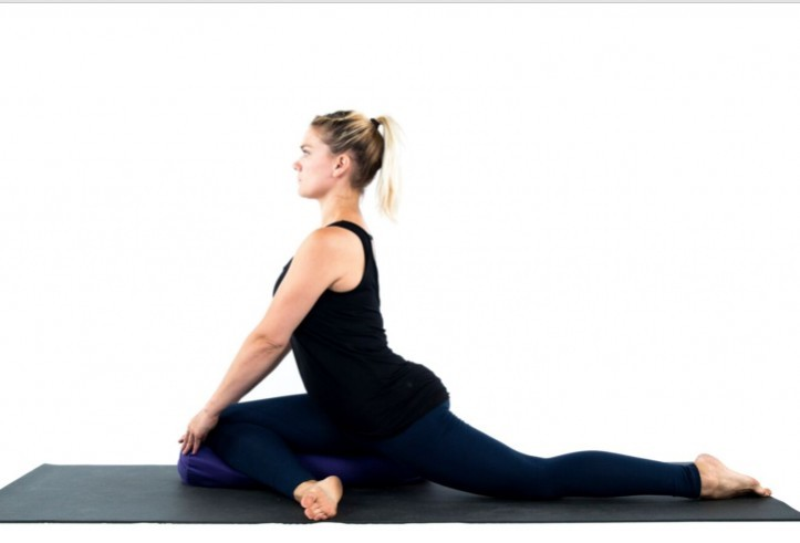 the best yoga for back pain